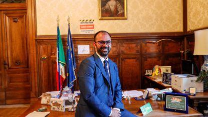 Italiaanse minister van Onderwijs neemt ontslag wegens gebrek aan middelen