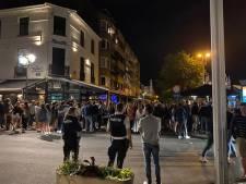 Feestvierende Nederlanders zetten Knokke op stelten: sluitingstijd van 1 uur zorgt voor problemen