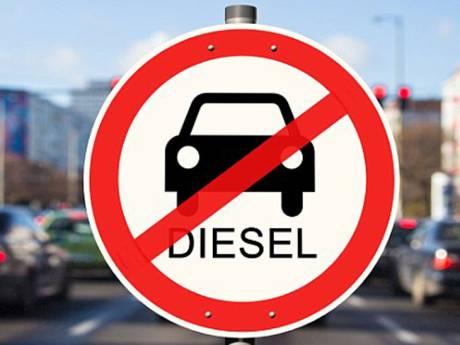 Heb je een oude diesel? Dan kom je Den Haag dadelijk ook niet meer in