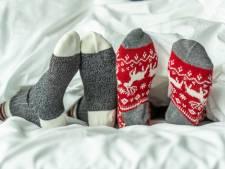 Pourquoi il ne faut pas dormir avec des  chaussettes