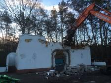 'Klassieker' Casa Magnetica in Avonturenpark Hellendoorn gesloopt