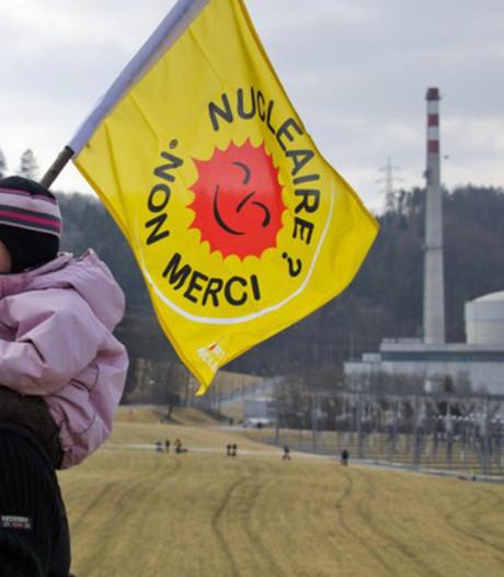 Zwitsers kiezen voor verbod op bouw van kerncentrales