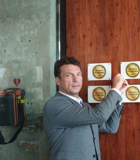 Kunstacademie AKI in Enschede krijgt voor de zevende keer titel 'Topopleiding'