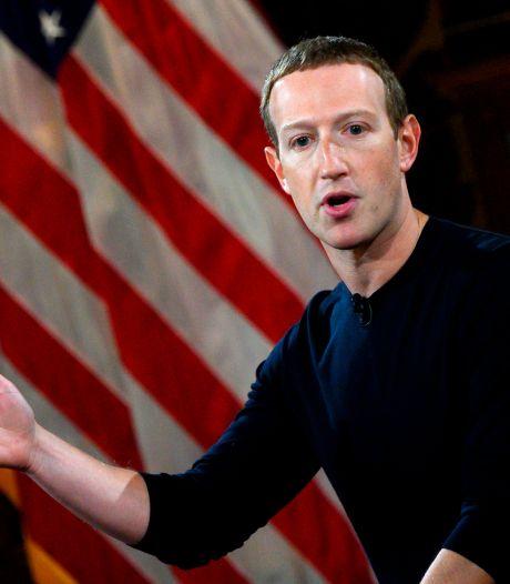 Facebook lijkt te luisteren naar de stem van het grote geld