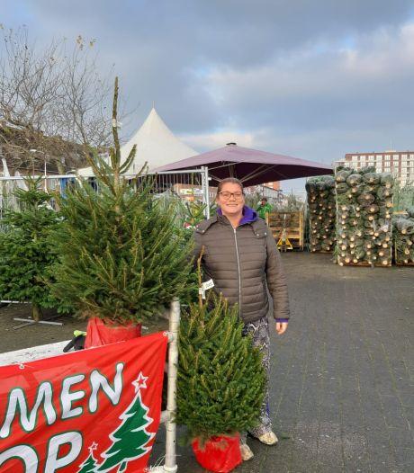 Kerstbomenverkoper vertrekt uit Duindorp: 'het moet wel veilig blijven'