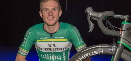 Gino Vierhouten derde in Omloop Hoekse Waard
