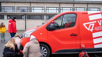 Leerlingen OLVP en Atheneum Klein-Brabant ontdekken gevaren onderweg tijdens 'Verkeersweek'