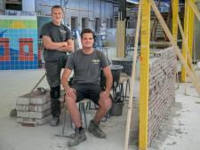Drie vakkanjers Ter AA in Helmond naar het EK