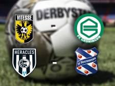 LIVE | Vitesse kan in punten weer naast Ajax komen bij zege