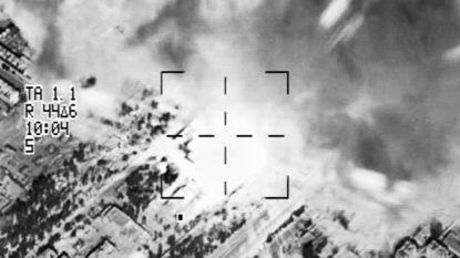 Gisteren alleen exact 36 luchtaanvallen van VS-coalitie op IS