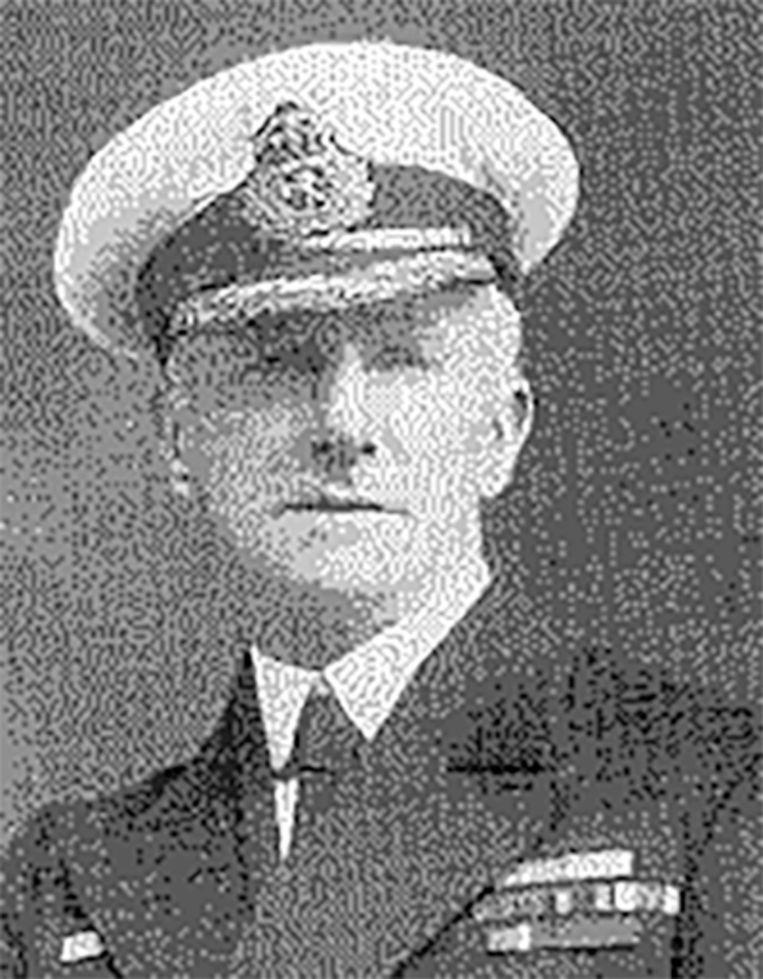 Kapitein Arthur Rostron
