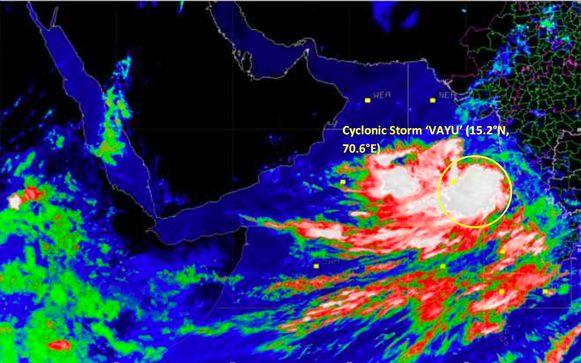 Cycloon Vayu.