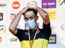 """Le nouveau champion de Belgique Dries De Bondt: """"Je n'ai pas construit ce succès tout seul"""""""
