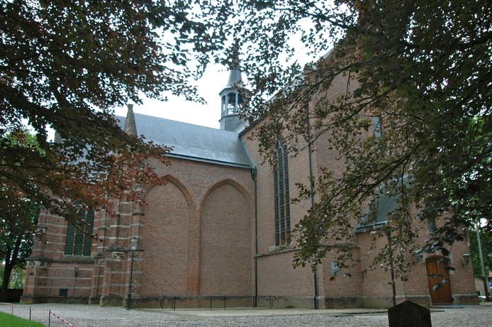Manifestatie Beleven in de vesting wordt in de Grote of Catharijnekerk gehouden