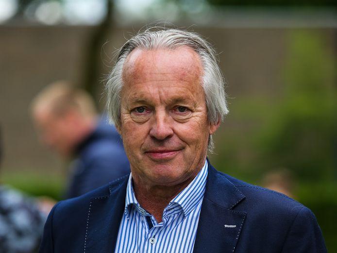 Joop Alberda krijgt veel bijval voor zijn project om van Nederland een gezondere samenleving te maken.