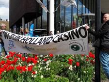 Casino door staking woensdagavond alleen voor vaste klanten open