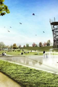 Bouw uitkijktoren Spoorpark nu snel van start