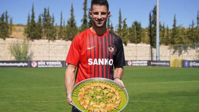 Kevin Mirallas vindt op z'n 33ste verjaardag nieuwe ploeg in Turkije