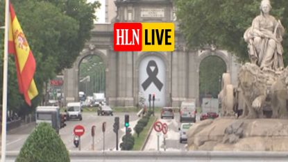 HLN LIVE. Spanje maakt zich klaar om tien dagen lang te rouwen om de slachtoffers van de Covid-19-pandemie
