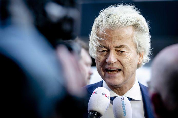 Het proces van Geert Wilders draait momenteel vooral om de vermeende bemoeienis die het ministerie van Justitie met de zaak zou hebben gehad.