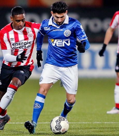 Bekijk hier de samenvatting van de wedstrijd Jong PSV - FC Den Bosch