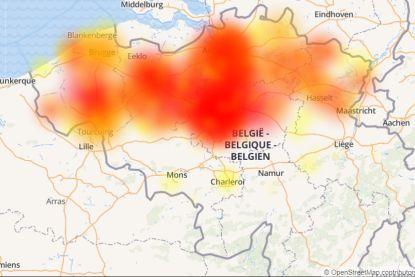 Tienduizend Proximus-klanten tijdlang zonder internet, storing intussen van de baan