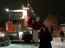 Brandweer rukt uit voor schoorsteenbrand in Hoevelaken