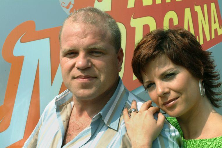 'Fata Morgana' werd gepresenteerd door Sergio en Geena Lisa. Dag Allemaal blikt terug op het succes van het tv-programma.