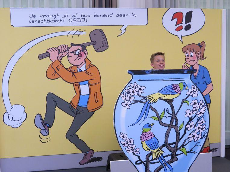 Expo Kampioenen aan zee in Kursaal Oostende