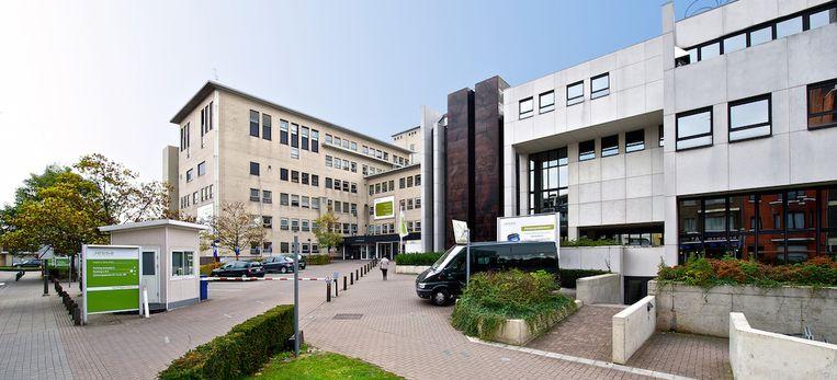 Jessa Ziekenhuis campus Virga Jesse.
