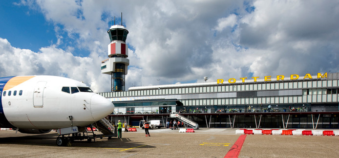 Rotterdam The Hague Airport (RTHA).