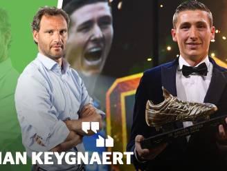 """Onze chef voetbal: """"Vanaken is nóg beter geworden. Zijn tweede Gouden Schoen schittert meer dan zijn eerste, daar stáát nu iemand op het podium"""""""