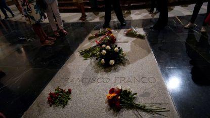 Spaanse Kerk verbiedt regering lichaam overleden dictator Franco op te graven