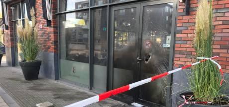 Brand in ijssalon van broer van bedreigde cafébaas uit Veenendaal