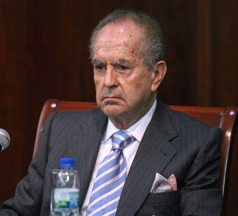 De Mexicaanse miljardair Alberto Bailleres