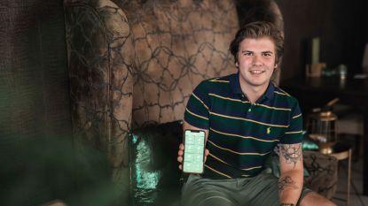 """Girbaud (23), de student achter 'jachtapp' Wilder: """"Neen, die is niet gemaakt om dieren af te kunnen knallen"""""""