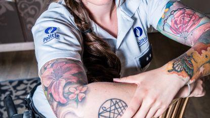 Jambon wil verbod op zichtbare tattoos bij agenten
