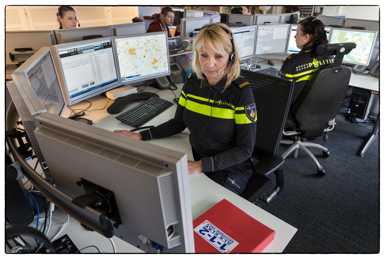 Het algemene nummer (0900-8844) is wel bereikbaar, maar een deel van de medewerkers kampt met een computerstoring.