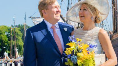 Nederlandse koninklijke familie vandaag officieel verhuisd naar Paleis Huis ten Bosch