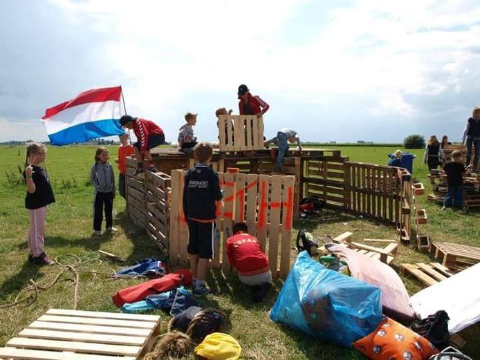 Kindervakantiewerk Lith, 2012