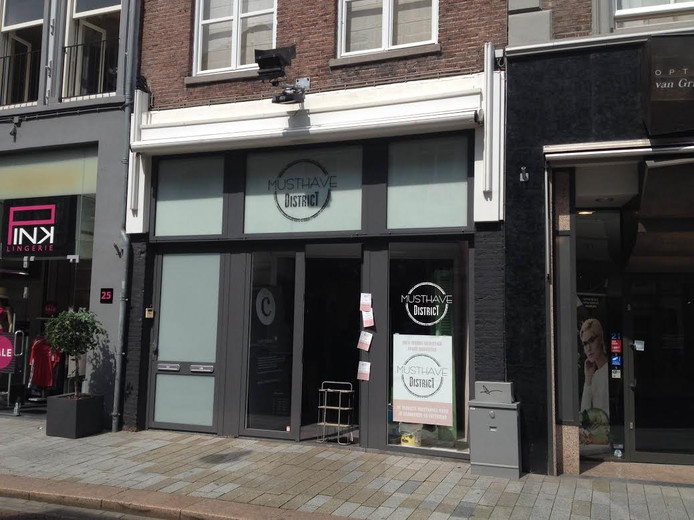Musthave District opent begint augustus in de Vughterstraat