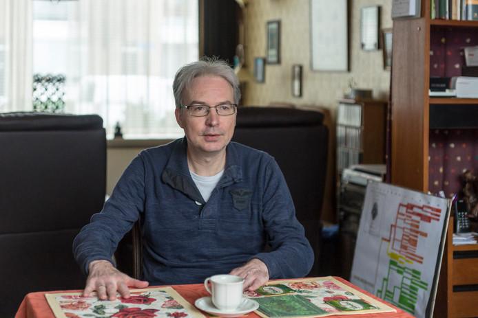 Marcel van den Driest, Oost-Souburg, 100% Zeeuw, aflevering 7, familienamen, verslaggever Rolf Bosboom