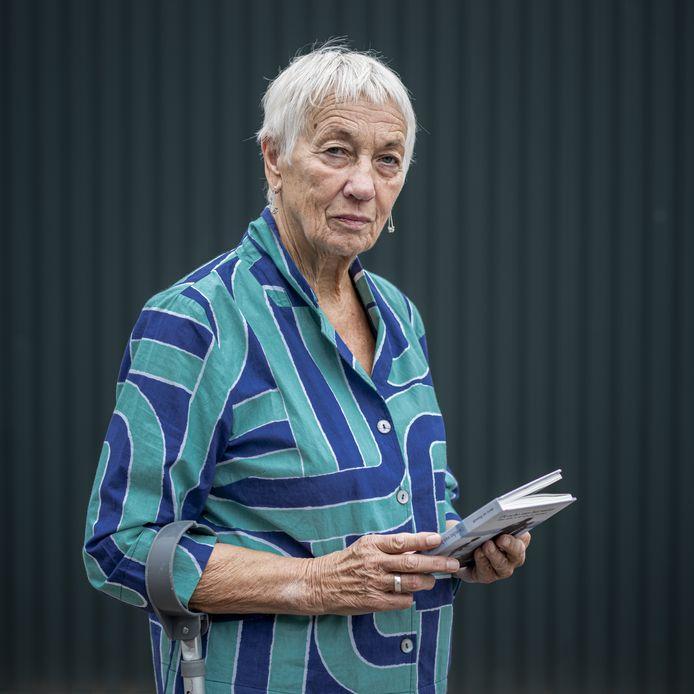 Zutphense Maria van Rijsewijk schreef het boek Echo van het water, over het verlies van haar gezin.