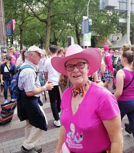 Maria Engels: 'De vrijheid op Roze Woensdag vieren, het is zó belangrijk'