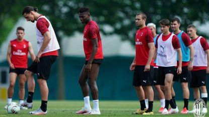 """Football Talk. """"God en zijn studenten"""": Ibrahimovic laat met heerlijke Instagram-post weten dat hij terug is op training"""