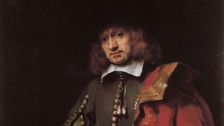 Rembrandt van Rijn, Portret van Jan Six, 1654. Beeld Rijksmuseum