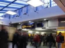 Hoe voetgangers elkaar ontwijken, TU/e onderzoekt vijf miljoen bewegingen op station Eindhoven