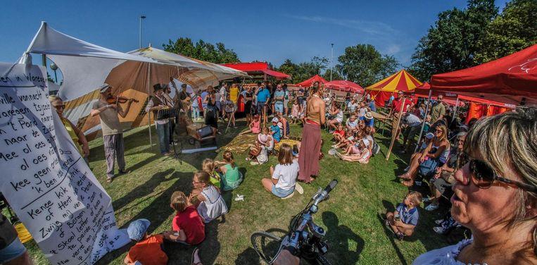 Een massa-evenement als De Kleinste Steeple tijdens de Waregem Koerse Feesten kan niet doorgaan. Maar Waregem voorziet een coronaveilig alternatief.