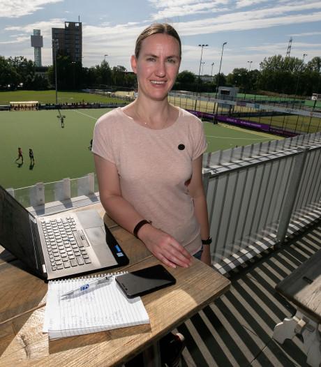 Linda Derksen: 'Je kunt wel zeggen dat ik getrouwd ben met de sport'
