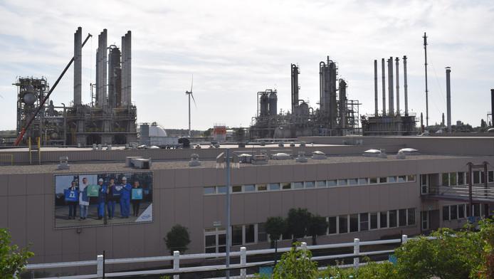 L'entreprise chimique Vynova, à Tessenderlo (archives)